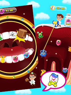 Crazy dentist games with surgery and braces 1.3.5 Screenshots 15