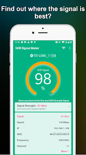WiFi Signal Strength Meter For Pc | How To Use (Windows 7, 8, 10 And Mac) 1