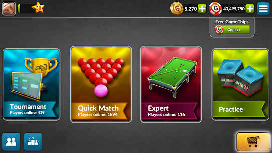 Snooker Live Pro & Six-red 2.7.1 Mod APK Download 2