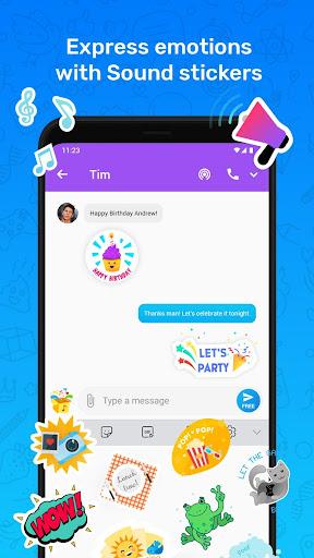 Messenger 1.0 Screenshots 3
