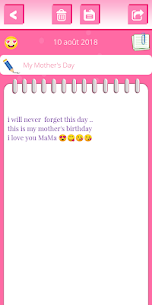 My Personal Diary with Fingerprint Password 5