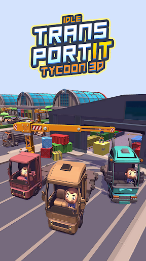 Transport It! 3D - Color Match Idle Tycoon Manager 0.7.1662 screenshots 24