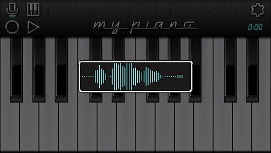 My Piano - Record & Play 4.3 Screenshots 22