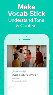 FluentU: Learn Languages with authentic videos 1.8.0(1.0.7) Screenshots 1