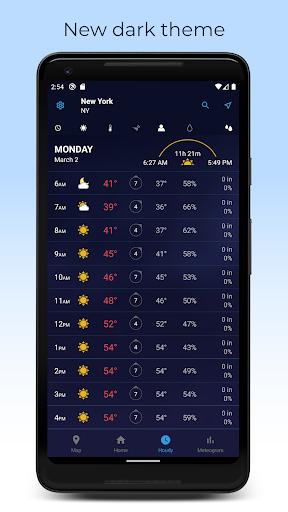 Foreca Weather 4.24.3 Screenshots 2