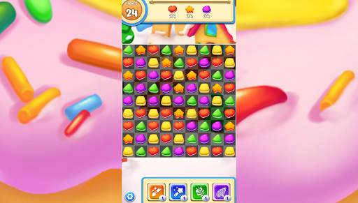 Cookie Macaron Pop : Sweet Match 3 Puzzle 1.5.4 screenshots 7