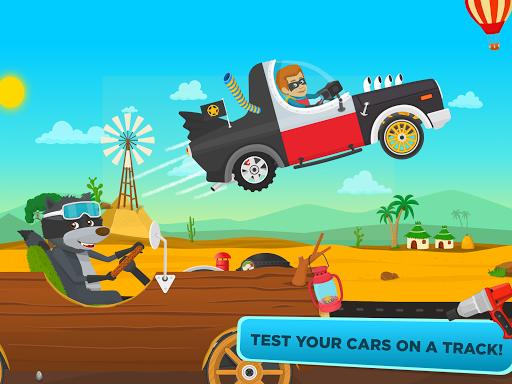 Garage Master - fun car game for kids & toddlers  screenshots 17