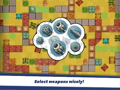 Awesome Tanks Mod Apk 1.312 (Unlimited Money) 6