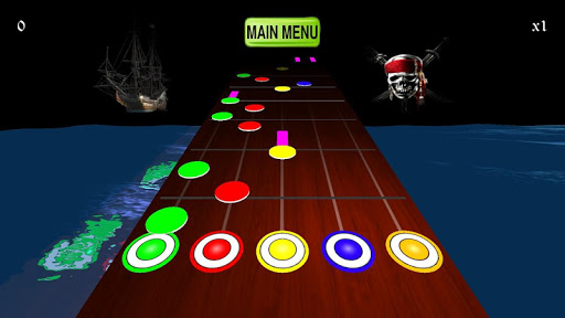 Guitarist : guitar hero battle - Guitar chords 5.0 Screenshots 2