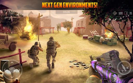 Anti Terrorist Team Shooter:Offline Shooting Games 2.2 screenshots 4