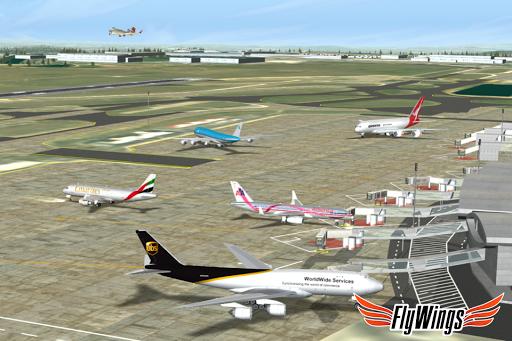 Flight Simulator 2015 FlyWings Free 2.2.0 screenshots 5