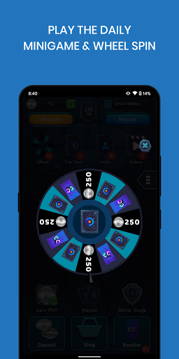 Crypto Cards - Collect and Earn apkpoly screenshots 5