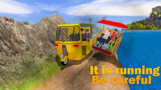 Offroad Tuk Tuk Rickshaw Driving: Tuk Tuk Games 21 screenshots 14