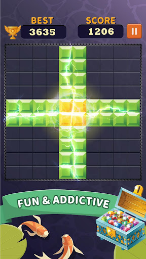 Block Puzzle Blossom 1010 - Classic Puzzle Game 1.5.2 screenshots 2