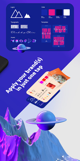 Adobe Spark Post: Graphic Design & Story Templates  screenshots 5