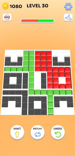 Block Clash: Impostor Gang Puzzle Game  screenshots 6