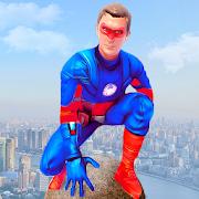 Flying Speed Hero Crime Simulator: Superhero Games