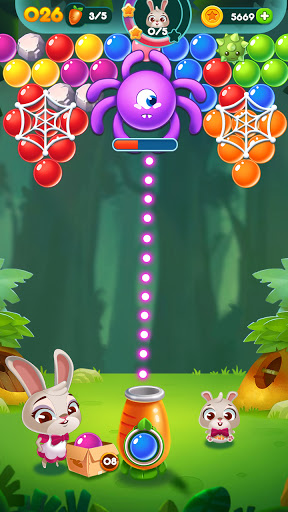 Bubble Bunny: Animal Forest 1.0.3 screenshots 7