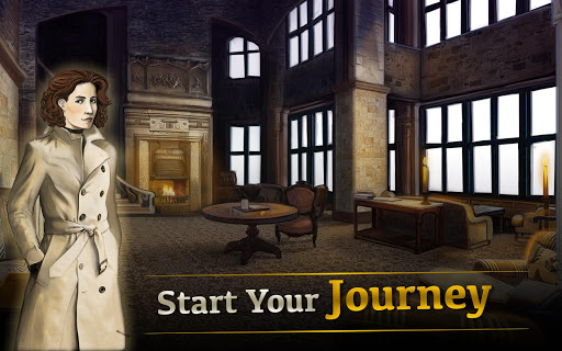 Detective & Puzzles - Mystery Jigsaw Game  screenshots 7