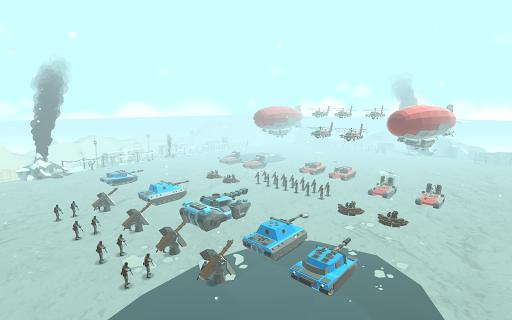 Army Battle Simulator modavailable screenshots 2