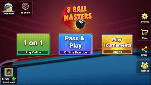 8 Ball Masters 1.5 screenshots 1