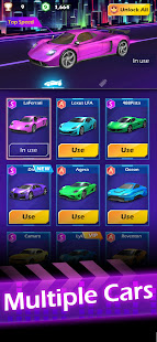 Battre la course screenshots apk mod 5