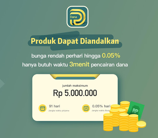 Dana Now Pinjaman Uang Tuinai Kredit Dana Cash