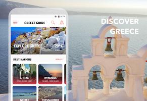 screenshot of ✈ Greece Travel Guide Offline