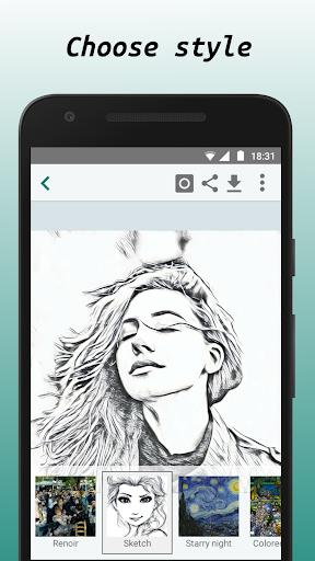 Varnist - Photo Art Effects 2.6 Screenshots 7