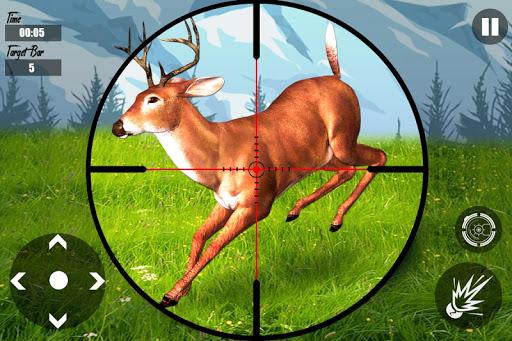 Sniper Deer Hunt:New Free Shooting Action Games 1.0 screenshots 1