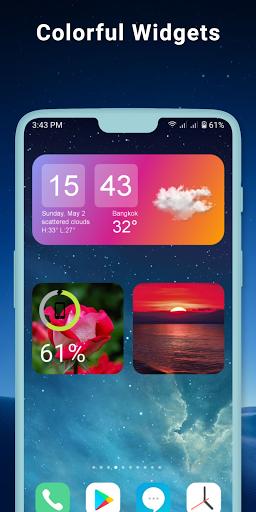 Widgets iOS 14 - Color Widgets modavailable screenshots 2