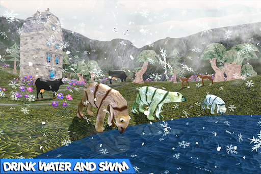 Bear Family Fantasy Jungle Game 2020 2.0 screenshots 3
