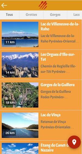 balade en pays catalan screenshot 2