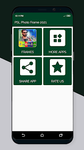 PSL Photo Frame App 2021 For Android 1