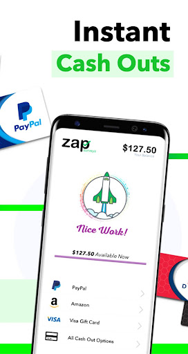 Zap Surveys - Earn Money and Gift Cards 1.0.1.7 Screenshots 3