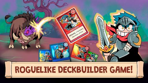 Card Guardians: Deck Building Roguelike Card Game screenshots 14