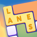Word Lanes: Relaxende Rätsel