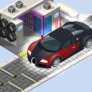 Idle Car Factory: Car Builder, Tycoon Games 2021