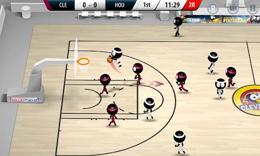 Stickman Basketball 2017 1.1.5 Screenshots 6