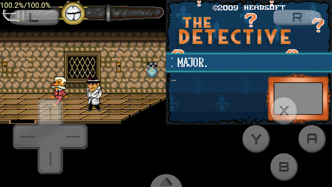 DraStic DS Emulator Android App Screenshot