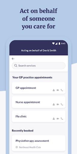 Patient Access 2.6.8 Screenshots 4