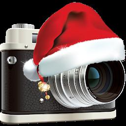 Christmas Photo Editor Santa Claus