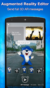Snaappy – AR Social Network 3