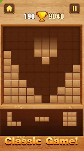 Wood Block Puzzle  Paidproapk.com 2