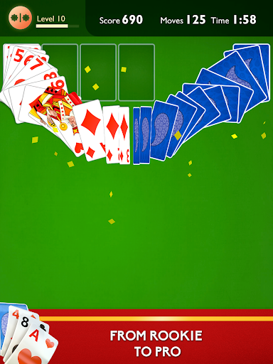 Solitaire Plus apkpoly screenshots 24