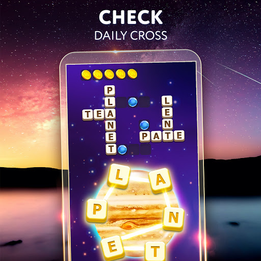 Magic Word - Find & Connect Words from Letters  screenshots 5