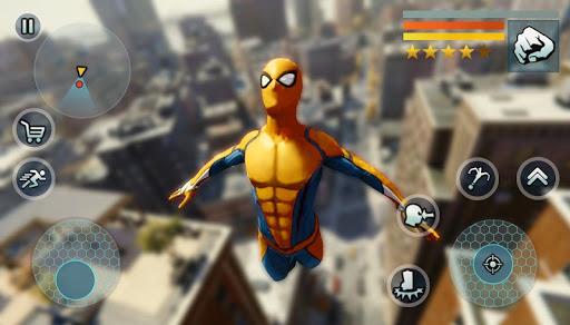 Spider Rope Gangster Hero Vegas - Rope Hero Game 1.1.9 screenshots 3