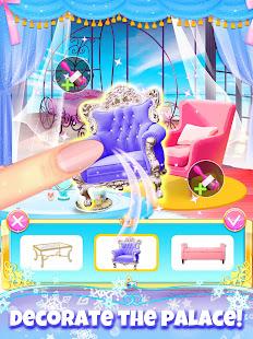 Girl Games: Princess Hair Salon Makeup Dress Up 1.9 Screenshots 6