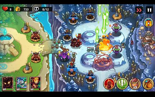 Kingdom Defense:  The War of Empires (TD Defense) 1.5.7 Screenshots 7