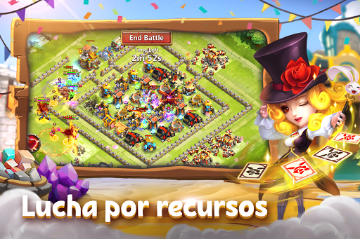 Castle Clash: Epic Empire ES 1.7.8 screenshots 1